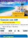 Cotizar viaje con hijos a Cancun