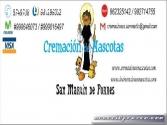 Cremación Mascota San Martin de Porres