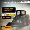 CURSO OPERADOR DE MINICARGADOR CUSCO