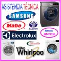 Daewoo reparaciones de lavadoras