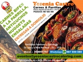 Delivery – Parrillas, Comidas Catering L