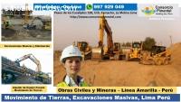 Demoliciones Excavaciones Maq.Pesad Perú