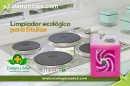 Desinfectante ecológico de estufas