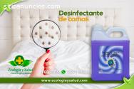 Desinfectante ecologico para camas