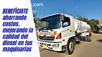 DESPACHO DE COMBUSTIBLE  INVERSIONES DCU
