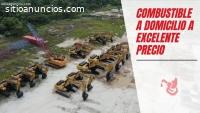 DIESEL A DOMICILIO / INVERSIONES DCU