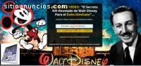El Secreto NO-Revelado de Walt Disney