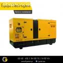 Equipo electrógeno venta e instalación