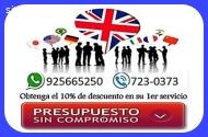 ESTUDIO DE TRADUCCIONES PROFESIONALES