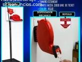 EXPENDOR DE DISPENSADOR Y ROLLOS
