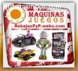 Fabrica, TragaMonedas, Maquinas Casino,