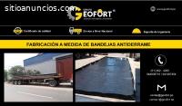 FABRICACION Y VENTA BANDEJA ANTIDERRAME