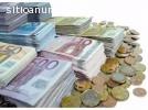 financiación rápida y grave