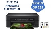 Firmware chiples XP-245, XP-247, XP-255,