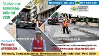 Fresado Asfaltado Imprimaciones Peru