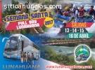 FULL DAY LUNAHUANA SEMANA SANTA 2017