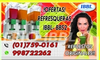Guaranteed« Refresqueras -Repuestos IBBL