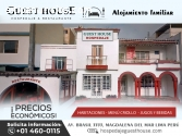 HOSPEDAJE GUEST HOUSE – MAGDALENA DEL MA