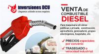 INVERSIONES DCU / DESPACHO DE DIESEL