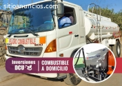 INVERSIONES DCU VENTA DE DIESEL Y SCOP
