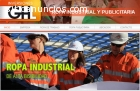 INVERSIONES GHL: Ropa Industrial para em
