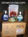 Jabon Liquido VAL, Clasico y Antibacteri