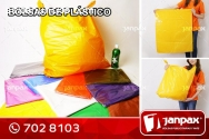 Mangas de Plastico - JANPAX