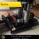 Manifold - Fabricación e instalación