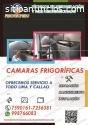 MANTENIMIENTO CAMARAS FRIGORIFICA