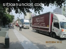 Mudanzas, Transporte, Embalajes