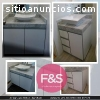 Muebles para Baño en melamina, F&S Amobl