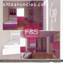 Muebles para Dormitorio, F&S Amoblados