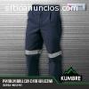 Pantalones en Denim/ confecciones kumbre