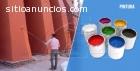 Pintado de casas, oficinas y edificios