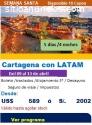 Precio de viaje a Cartagena semana santa