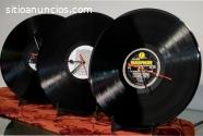 Reloj disco Vinilo merchandising