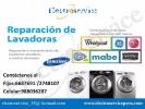 reparación de lavadoras samsung*6687691