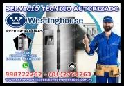REPARACION DE REFRIGERADORA WESTINGHOUSE