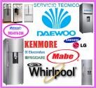 Reparación de refrigeradoras daewoo 9930
