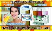 REPUESTOS REFRESQUERAS IBBL