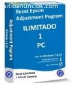Reset Epson L810-L850