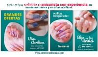 Salón y Spa, solicita manicurista