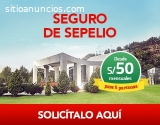 SEGURO DE SEPELIO FAMILIAR ( 5 Integrant