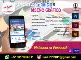 SERVICIO DE DISEÑO GRÁFICO-