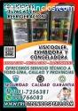 SERVICIO TÉCNICO DE CONGELADORAS  9987