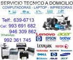 SERVICIO TÉCNICO DE IMPRESORAS 993691682