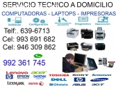 SERVICIO TÉCNICO DE LAPTOPS MIRAFLORES
