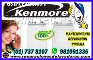 Servicio Técnico de Lavadoras KENMORE