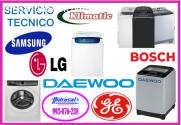 Servicio tecnico de lavadoras kliamtic