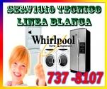 Servicio Tecnico de Lavadoras Whirlpool